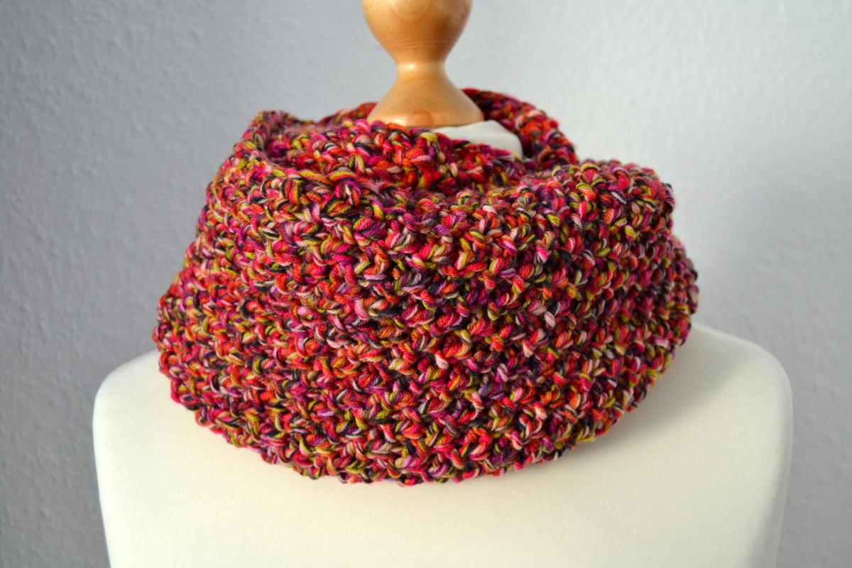 Knit Immergrün Dekor