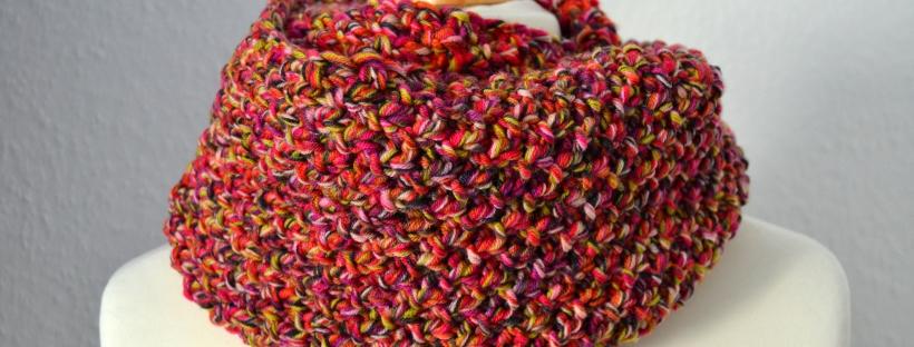 Ein Loop Aus Merino 50 Color Von Lang Yarns Immergrün Dekor
